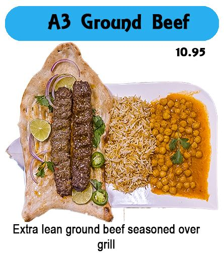 A3 Ground Beef