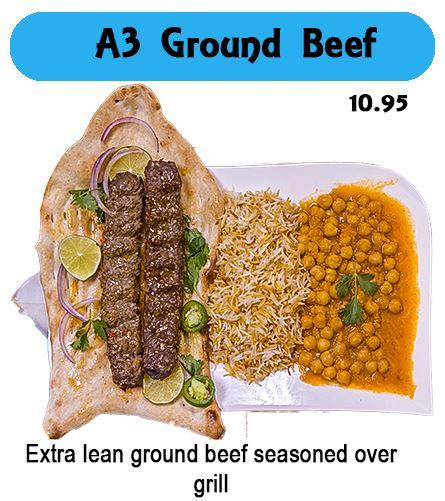 A3 Ground Beef