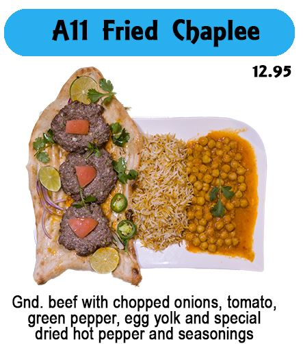 A11 Fried Chaplee