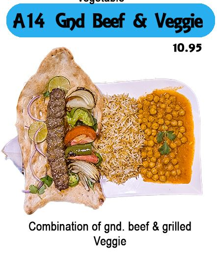 A14 Ground Beef and Veggie